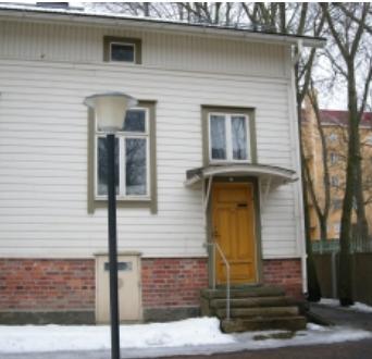 Paavo Nurmi Home Museum